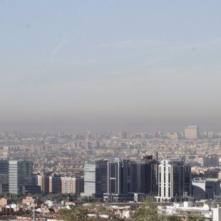 Madrid vuelve a limitar la circulación en la M-30 y accesos