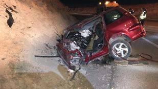 Fallece un hombre en un accidente de tráfico en Estremera