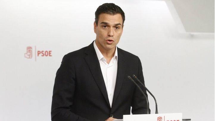 Pedro Sánchez votará por José Manuel Franco
