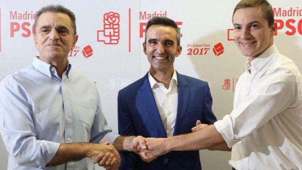 ¿Quién vota a quién? El PSOE-M celebra las primarias
