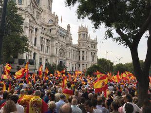 Cifuentes, convencida de que no se va a celebrar el referéndum