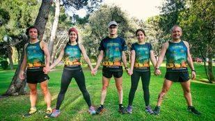 Club de corredores solidarios del Club Confines