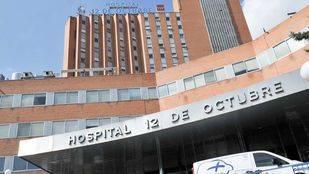 Entrada del Hospital 12 de Octubre