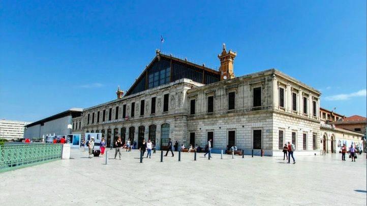 Estación de tren de Saint-Charles