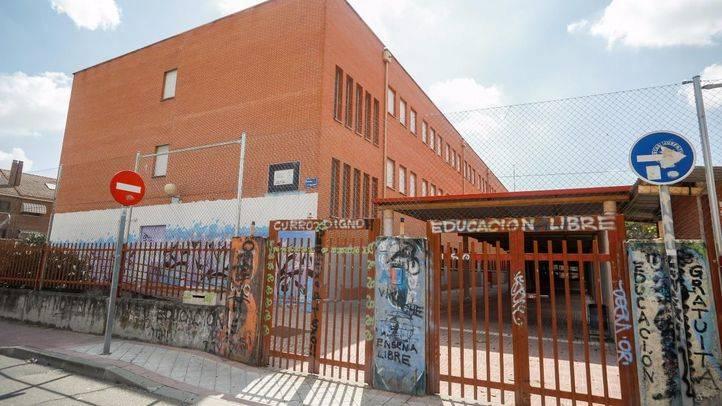 Instituto de Educaión Secundaria (I.E.S.)Federica Montseny en Fuenlabrada.