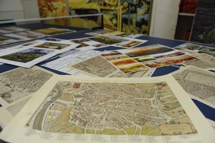 Félix Rego y su visión histórica de Madrid