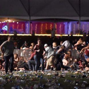 Al menos 58 muertos y 515 heridos en un tiroteo en Las Vegas
