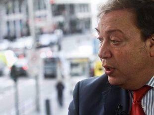 Juan Soler fue alcalde de Getafe de 2011 a 2015.