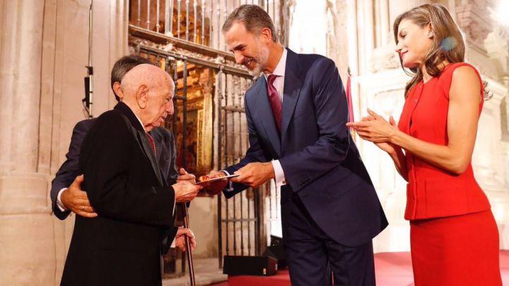 Muere el ganadero Victorino Martín a los 88 años
