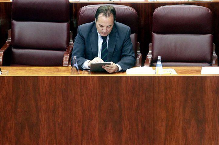 La Asamblea debate hoy sobre el senador Taboada y los alcaldes-diputados