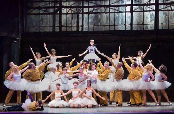 'Billy Elliot', en el Nuevo Teatro Alcalá de Madrid