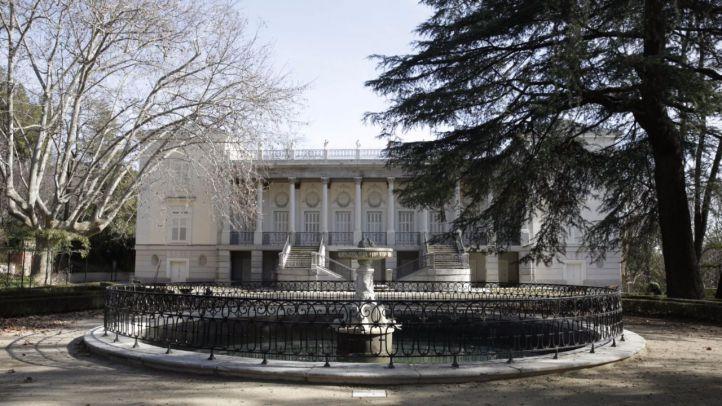 Las obras del Palacio del Capricho comenzarán en marzo