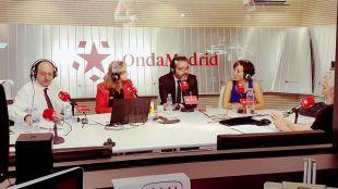 Los alcaldes de Brunete y San Fernando de Henares, en Onda Madrid