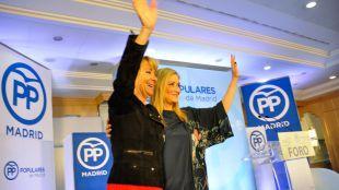 Granados pide que Cifuentes y Aguirre declaren por Púnica