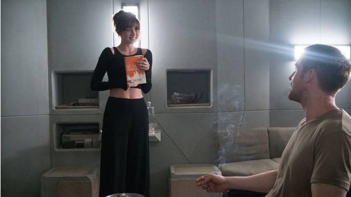 Ana de Armas y Ryan Gosling en 'Blade Runner 2049'