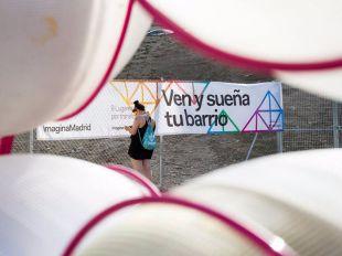 'Imagina Madrid' intervendrá 9 plazas y calles con propuestas de artistas y vecinos