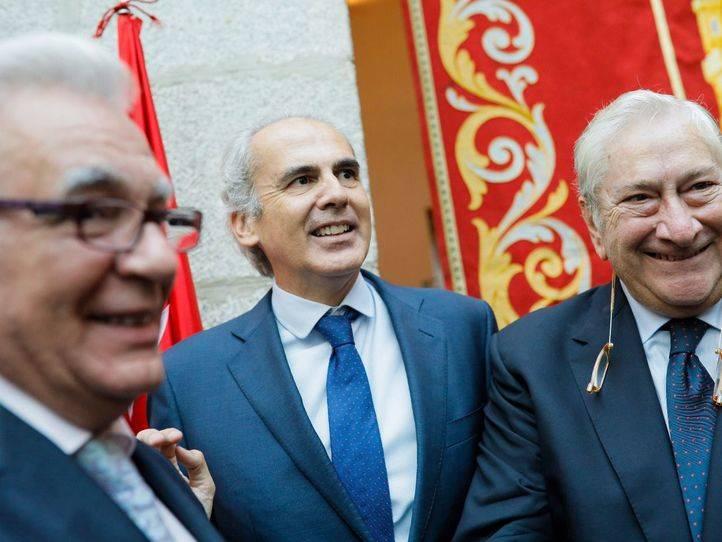 Enrique Ruiz Escudero, el punto para suturar la brecha