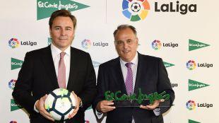 El Corte Inglés se convierte en patrocinador de LaLiga