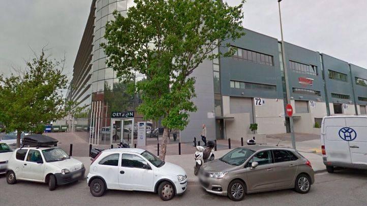 Ya antigua sede de Oryzon en Cornellà de Llobregat, Barcelona