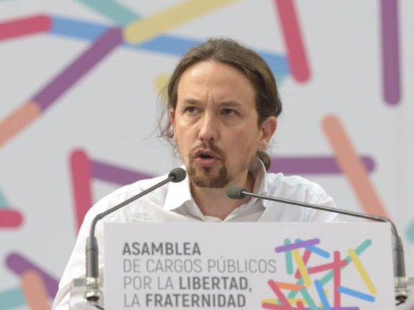 Pablo Iglesias, abucheado en Barcelona