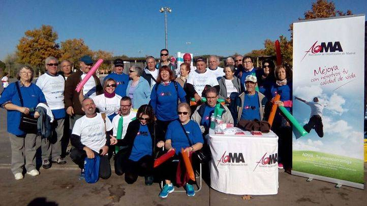 Madrid participa en la II Carrera de Apoyo al Paciente Ostomizado