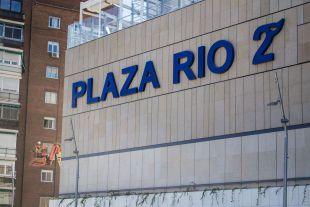 Cuenta atrás para la apertura del centro comercial Plaza Río 2