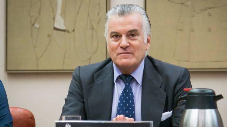 Luis Bárcenas, ex tesorero PP, comparece en la Comisión de investigación de presunta financiación ilegal del PP