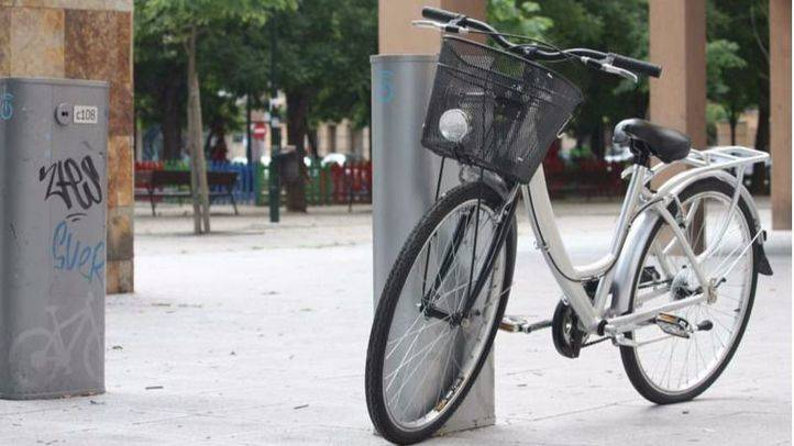 Detenidos en Fuenlabrada por robar bicicletas
