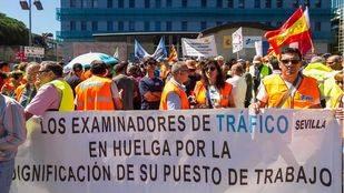 Nuevas propuestas de los examinadores para desconvocar la huelga