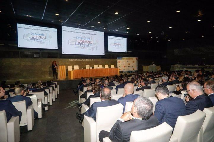 2017 en el auditorio Rafael del Pino