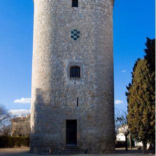 La Torre de Éboli, en Pinto, recibe su nombre de la legendaria princesa que fue recluida en ella