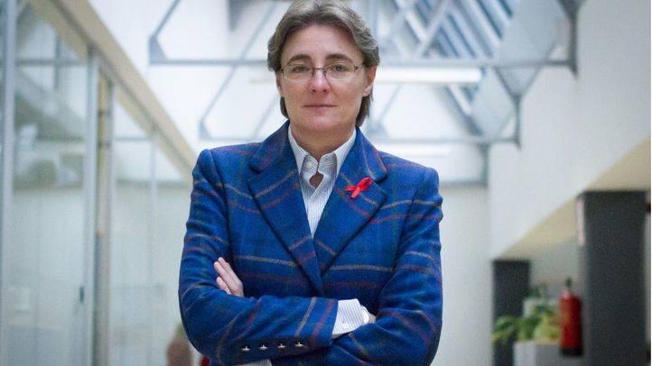 Marta Higueras en una foto de archivo.