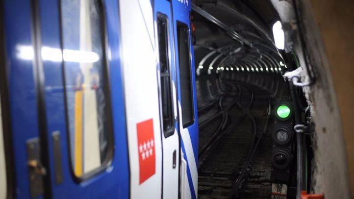 Refuerzos en Metro, que cerrará los accesos de Plaza de Lima en Santiago Bernabéu