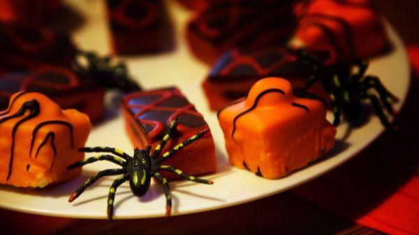 Dules de Halloween en el Hotel Santo Domingo