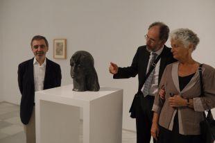 El Reina Sofía recibe cinco esculturas de Pablo Gargallo