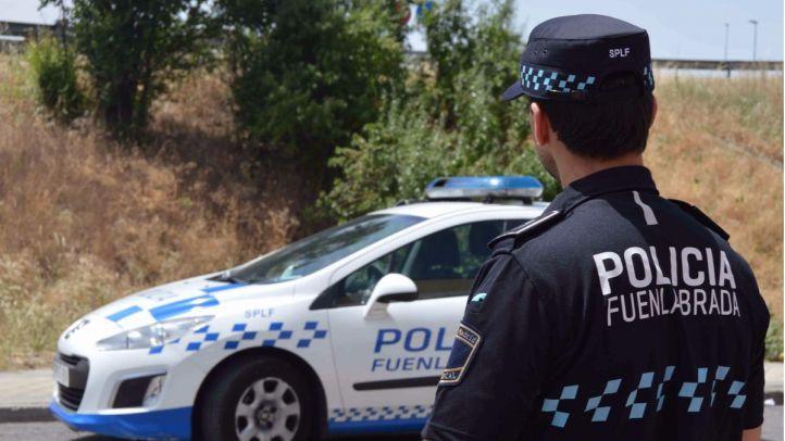 Detenido 'in fraganti' mientras robaba un coche en Fuenlabrada