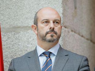 Pedro Rollán, nuevo consejero de Medio Ambiente, Ordenación del Territorio y Administración Local.
