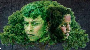 Guerra y Hambre, en los árboles de Sabatini
