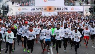 Inscripción abierta para la San Silvestre Vallecana