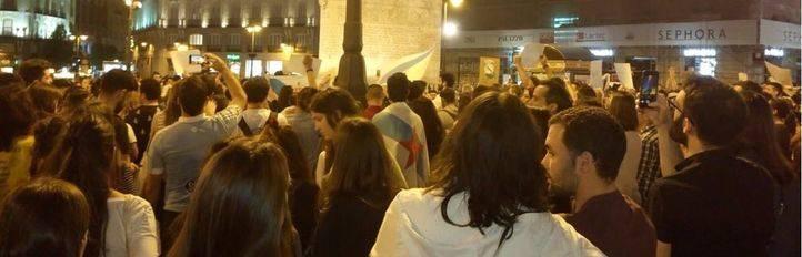 #QueimanGalicia: Madrid protesta contra los
