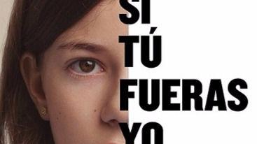 Uno de los carteles que se emplearán para la campaña contra el acoso escolar de este curso