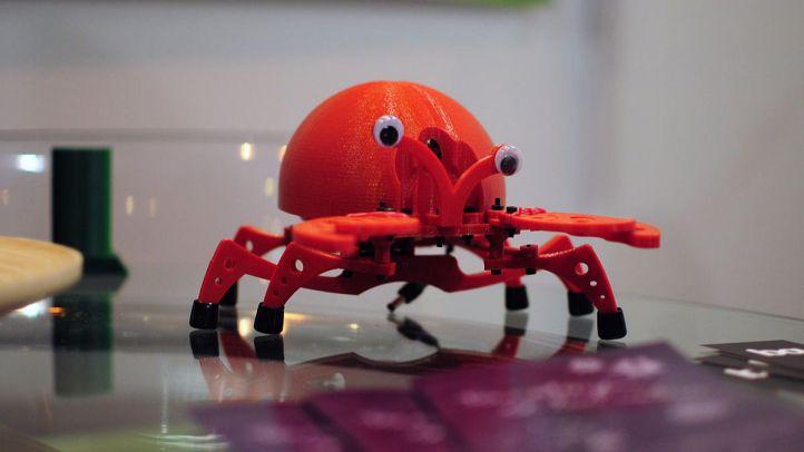Ifema SIMO Educación, robot