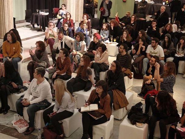 El Círculo de Bellas Artes acoge parte de las actividades del festival literario Eñe