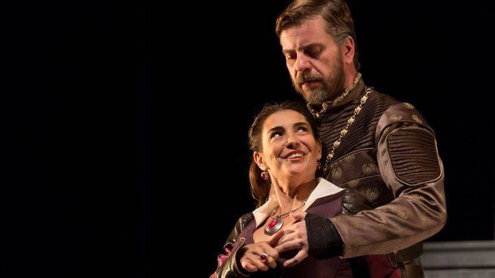 'El rufián dichoso', el teatro de Cervantes