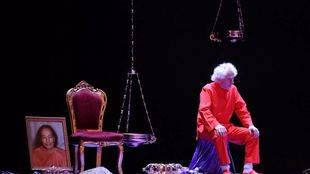 'El Brujo - Autobiografía de un Yogui', en el Teatro Cofidis Alcázar