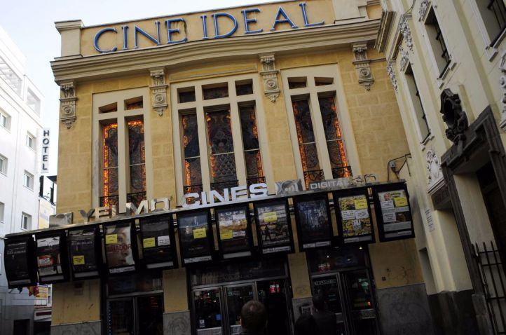 Los cines Ideal retrasan su apertura 'sine die'