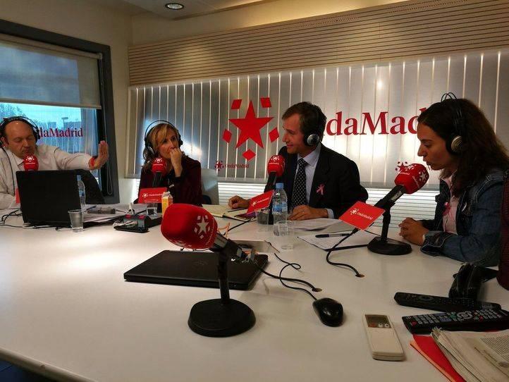 Sara Hernández (PSOE), alcaldesa de Getafe, y Antonio González Terol (PP), de Boadilla del Monte.