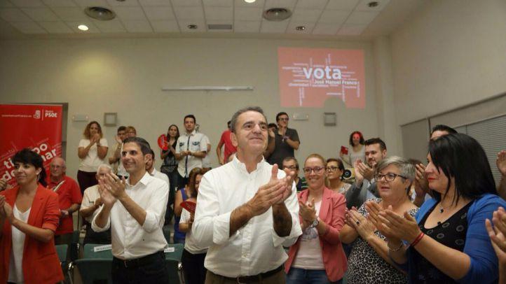 Franco para el último 'penalti' de Hernández y chuta hacia Lobato