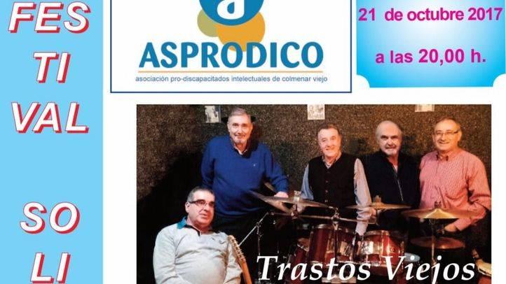 Los chicos de Asprodico, protagonistas de su festival solidario en Colmenar Viejo