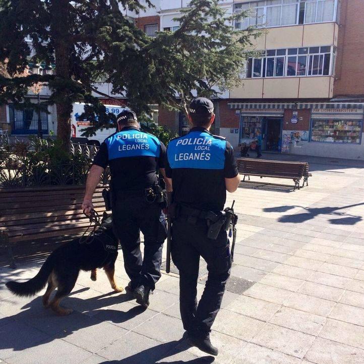 Seis detenidos por tráfico de droga en dos locales
